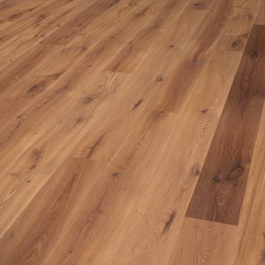 Oak Caramel Brushed Decor